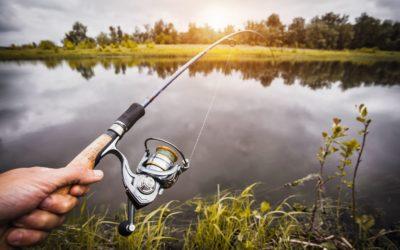 Žuvies medžioklė
