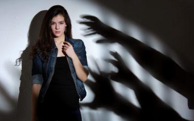 Panikos ataka arba jausmai už užuolaidos